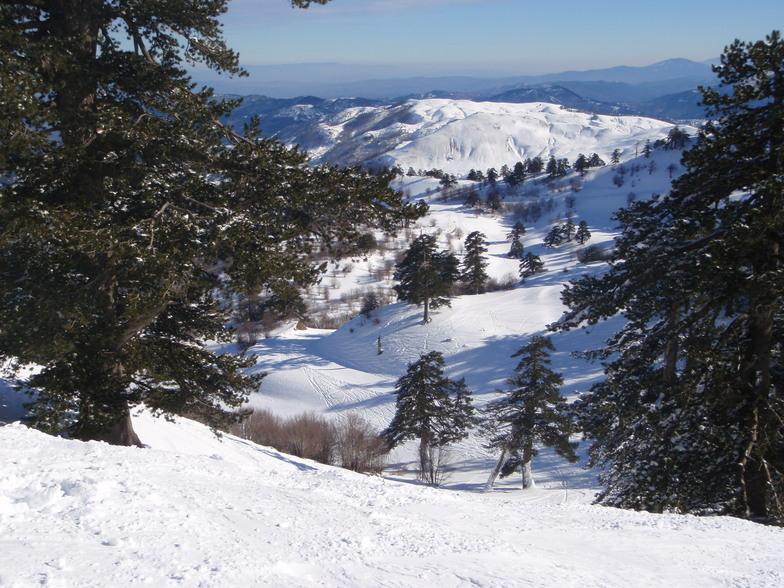 Vasilitsa snow