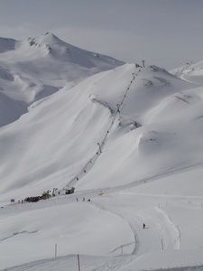 Serfaus skiresort photo