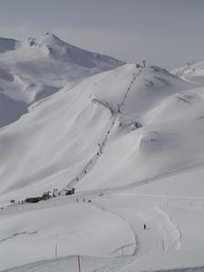 Serfaus skiresort photo