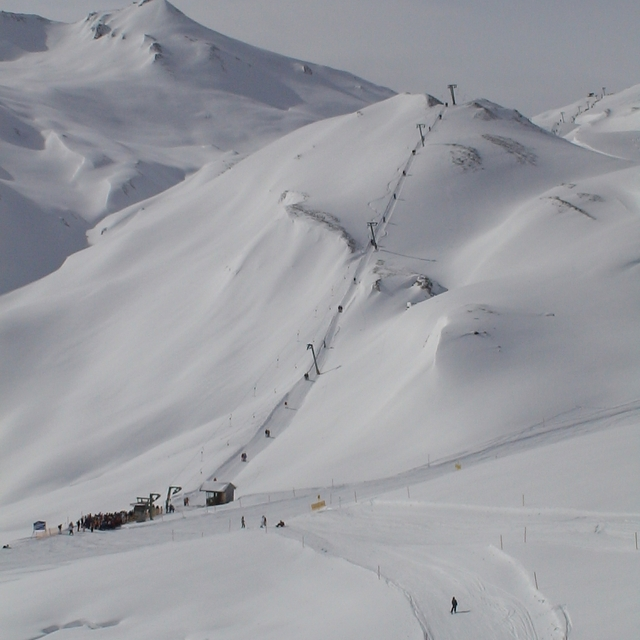 Serfaus skiresort