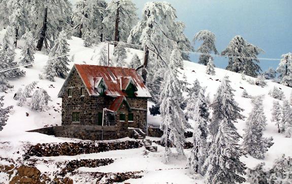 Little House, Mt Olympus