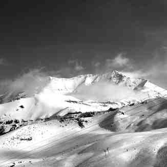 Koloon bastak peak, Dizin