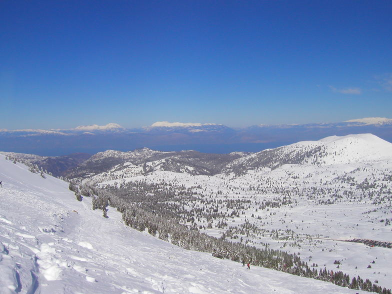 Sea View in Helmos, Kalavryta Ski Resort