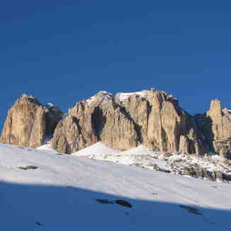 Sella Ronda, Arabba