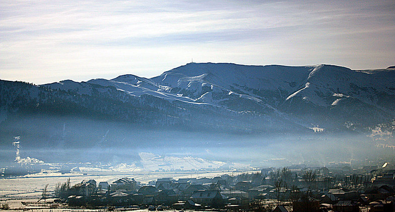 January 2011, Bakuriani