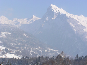 Le Criou, Samoens photo
