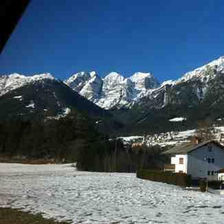 Fulpmes Ski resort