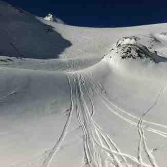 Stubai Powder Bowl, Stubai Glacier
