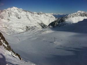 Stubai Skiing, Stubai Glacier photo