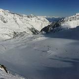 Stubai Skiing, Stubai Glacier