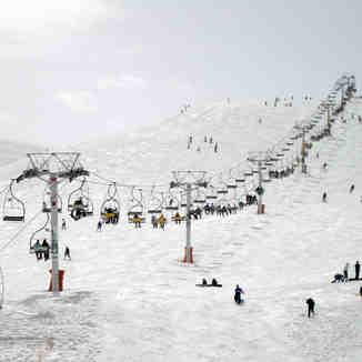 Ski Lifts, Mzaar Ski Resort