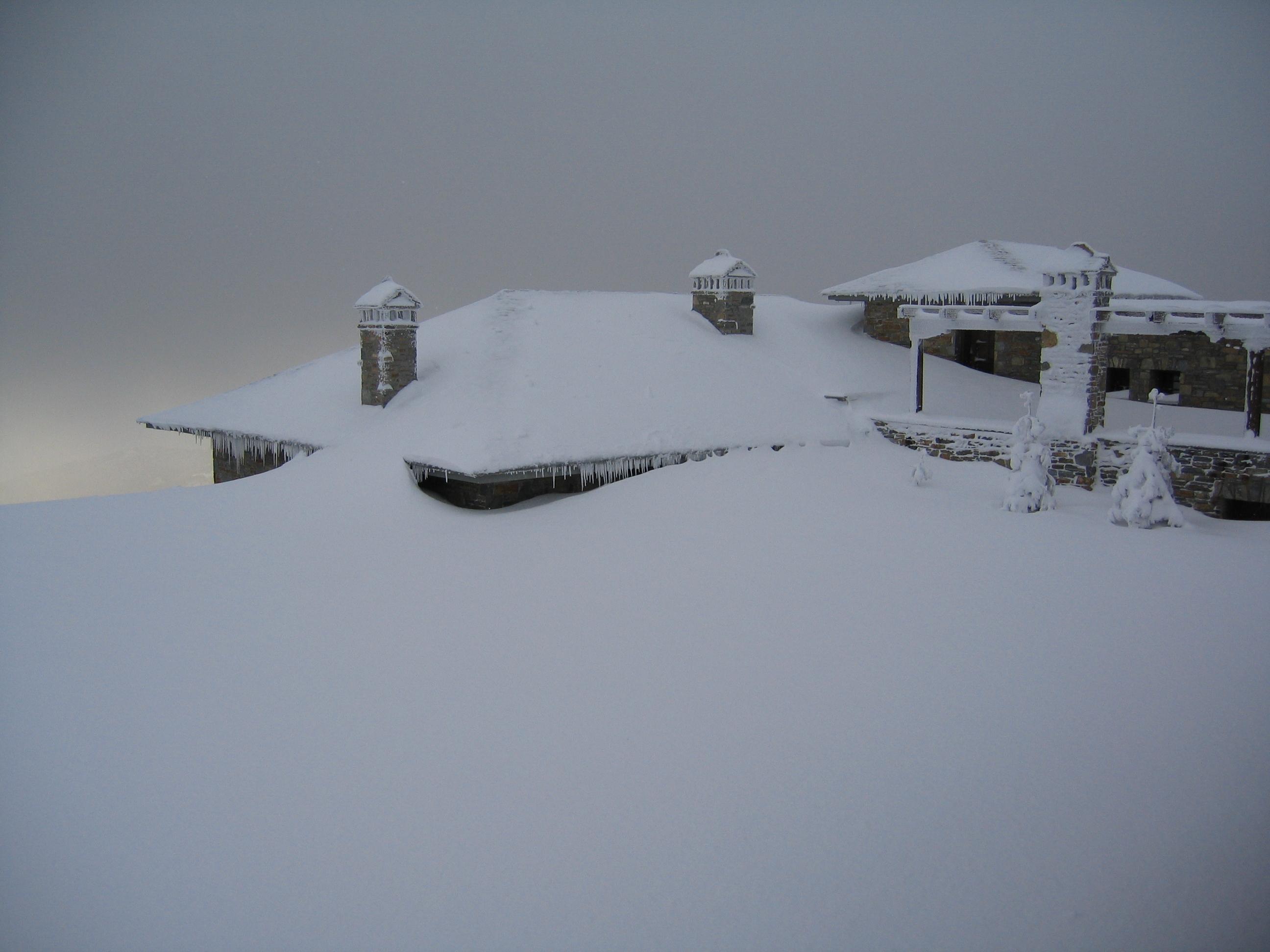 Winter 2006, Pilion