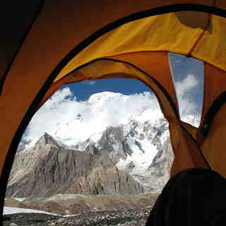 Broad Peak from Concordia Pakistan