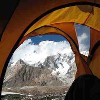Broad Peak from Concordia Pakistan