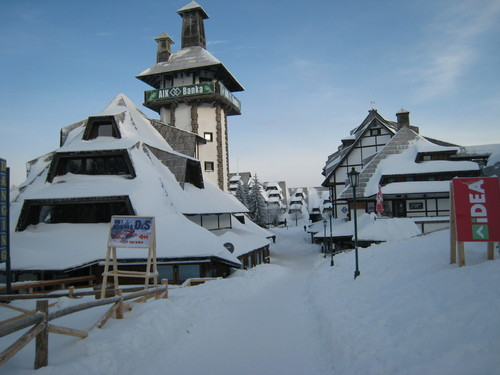 Kopaonik Ski Resort by: Milovan Markovic