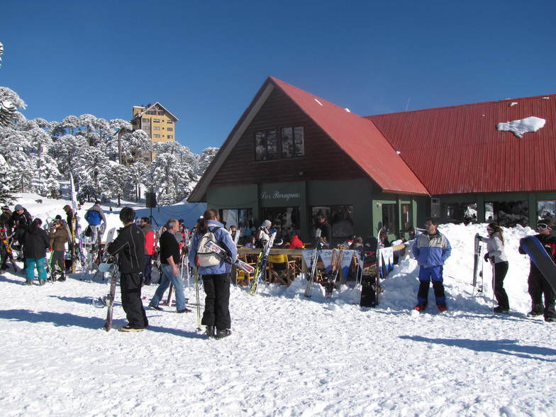 Cafeteria, Las Araucarias