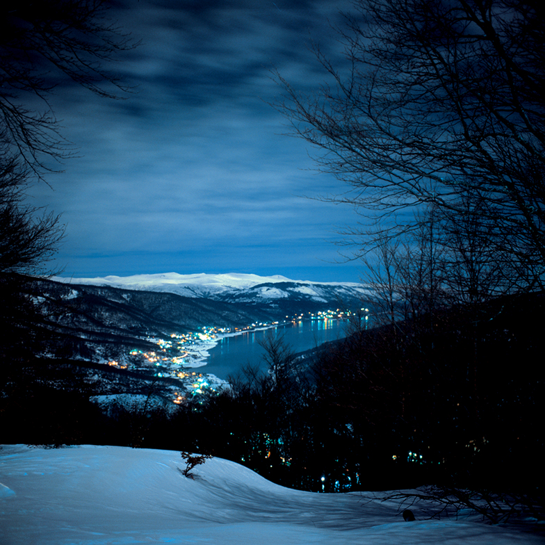 Above Night Skiing, Resort Mavrovo