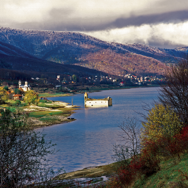 Autumn, But Not In NY, Mavrovo-Zare Lazarevski
