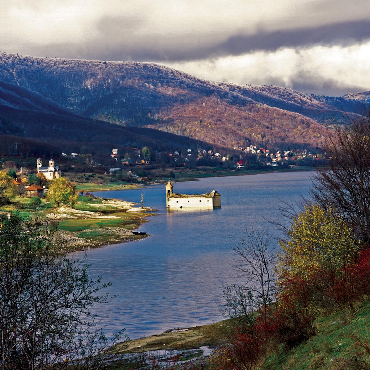 Autumn, But Not In NY, Resort Mavrovo