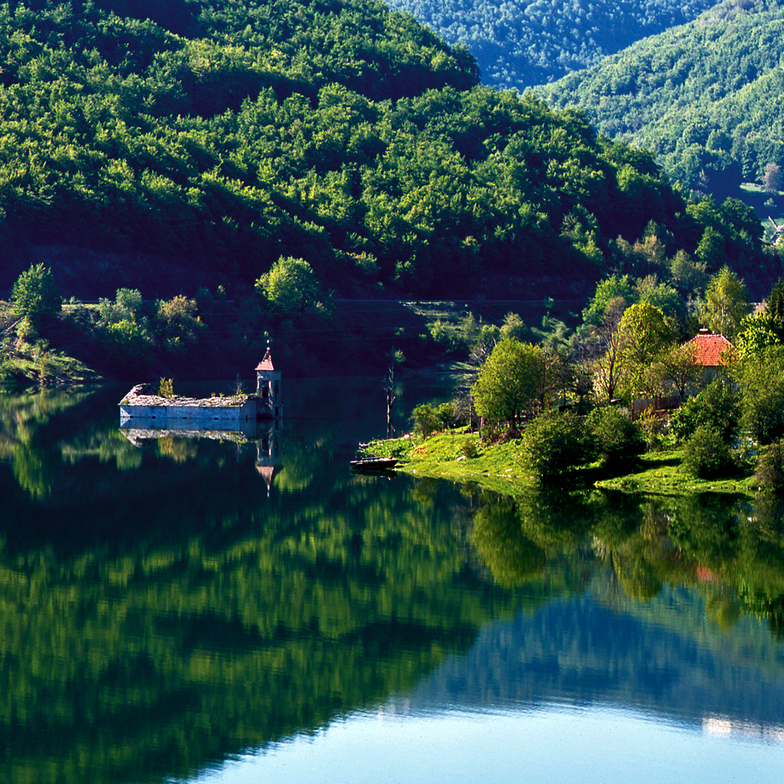 Morning Bless, Resort Mavrovo