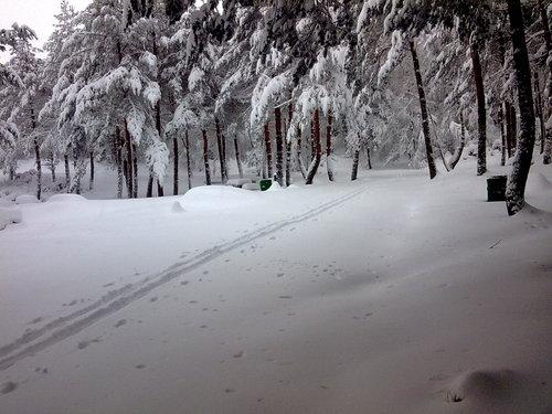 Manzaneda Ski Resort by: Eduardo Pereira