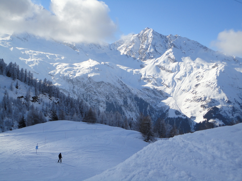 January at its finest, Sainte Foy
