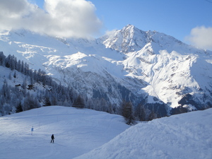 January at its finest, Sainte Foy photo