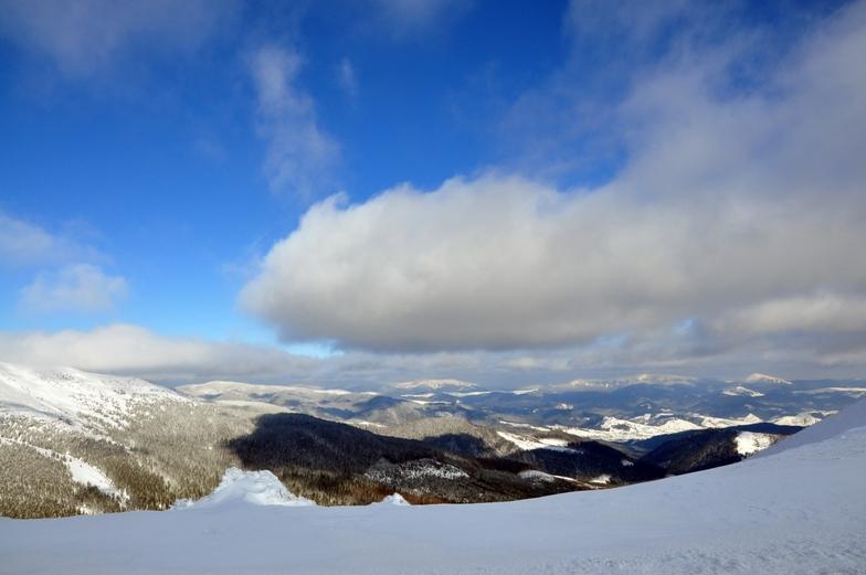 cloudlet, Drahobrat