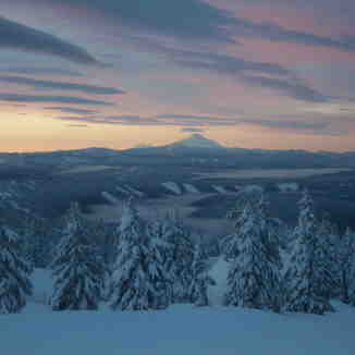 mt jefferson, Timberline