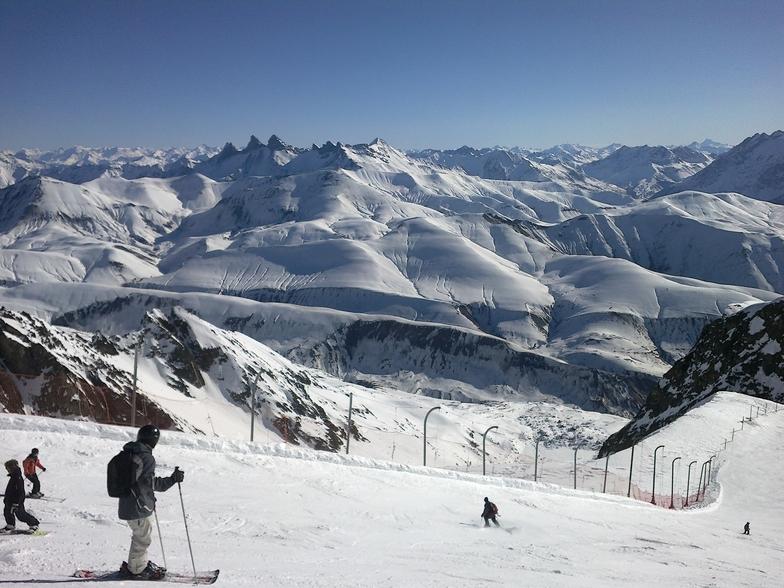 Pic Blanc, Alpe d'Huez