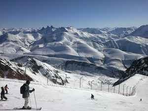 Pic Blanc, Alpe d'Huez photo