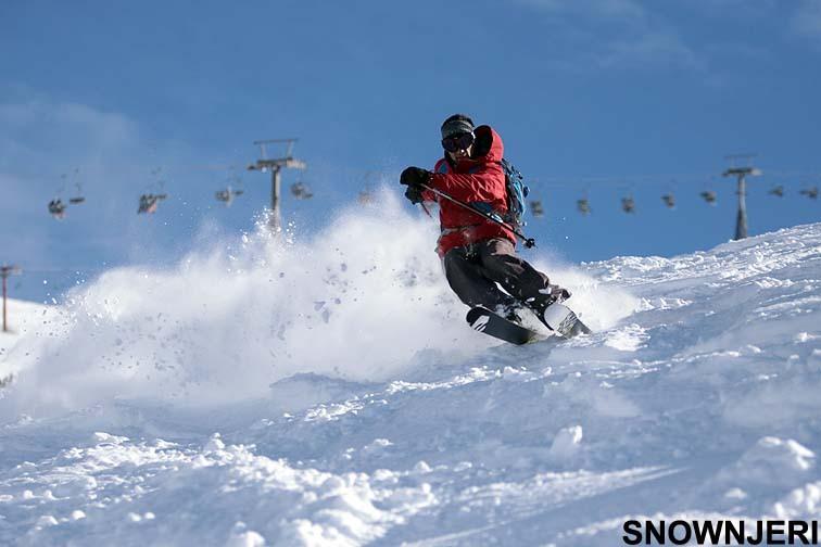 Brutal skier Ediz, Brezovica