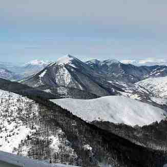 Wide from the top lift, Brezovica
