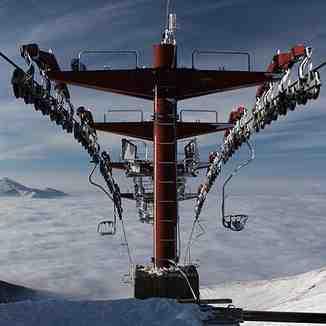 Dead Brezovica lift