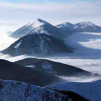 Mountain range islands, Brezovica