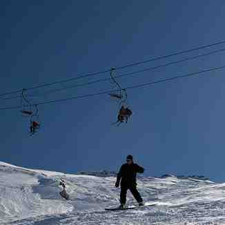 Weekday skiing, Brezovica