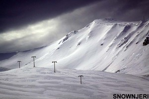 Grey Snow, Brezovica photo