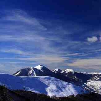 Cirrus skies, Brezovica