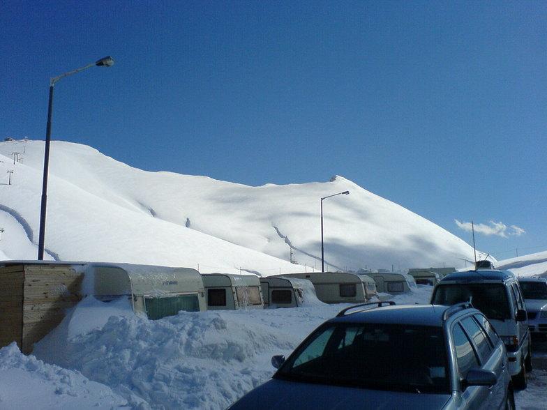 Falakro Oros Greece, Falakro Ski Resort