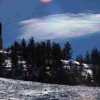Colorfull cloud, Brezovica