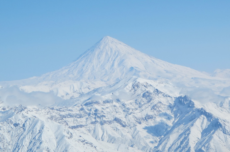 Tochal, Mount Damavand