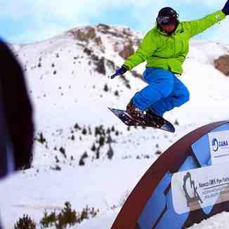 Meritons Snowpark Joy, Brezovica