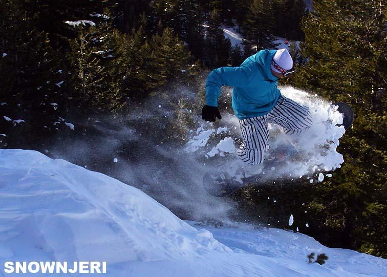 Dren Cherkini snow, Brezovica