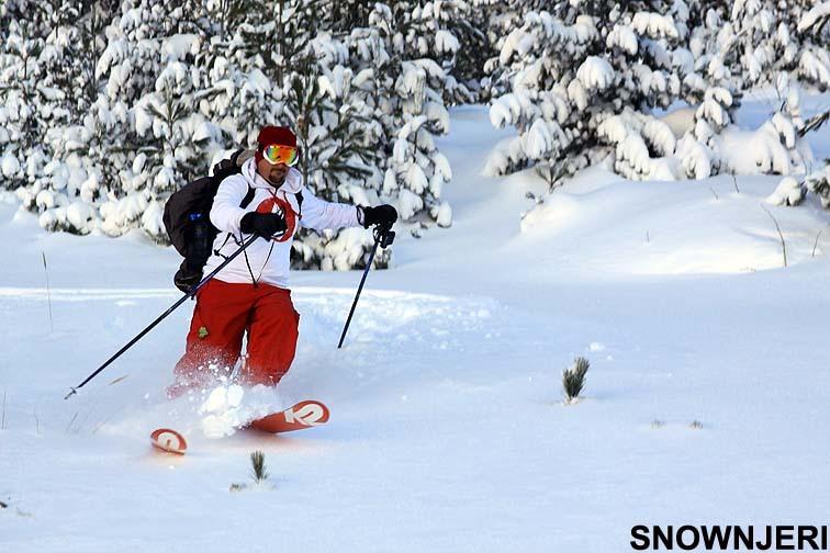 Snow Test day, Brezovica