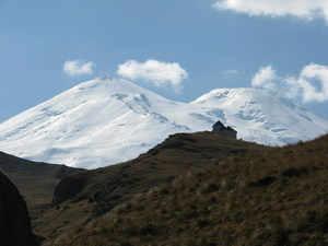 Mount Elbrus photo
