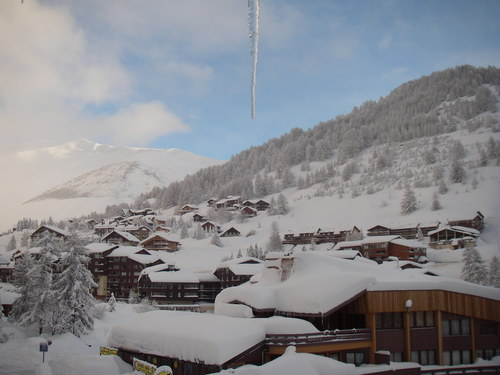 Val d'Allos – La Foux (Espace Lumière)  Οδηγός Χιονοδρομικού Κέντρου