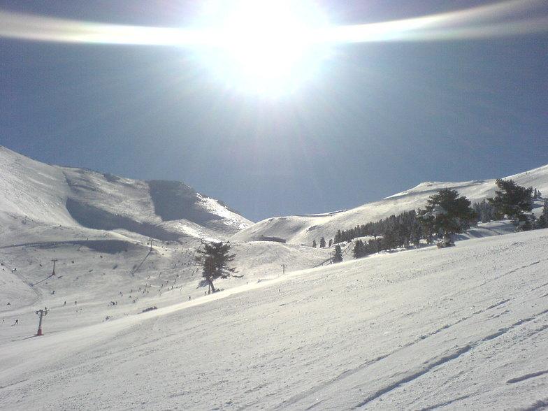 kalabruta-Greece, Kalavryta Ski Resort