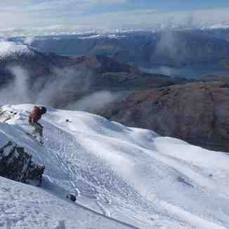 adu hucks it, Treble Cone