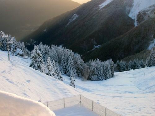Colere Ski Resort by: Gianpaolo