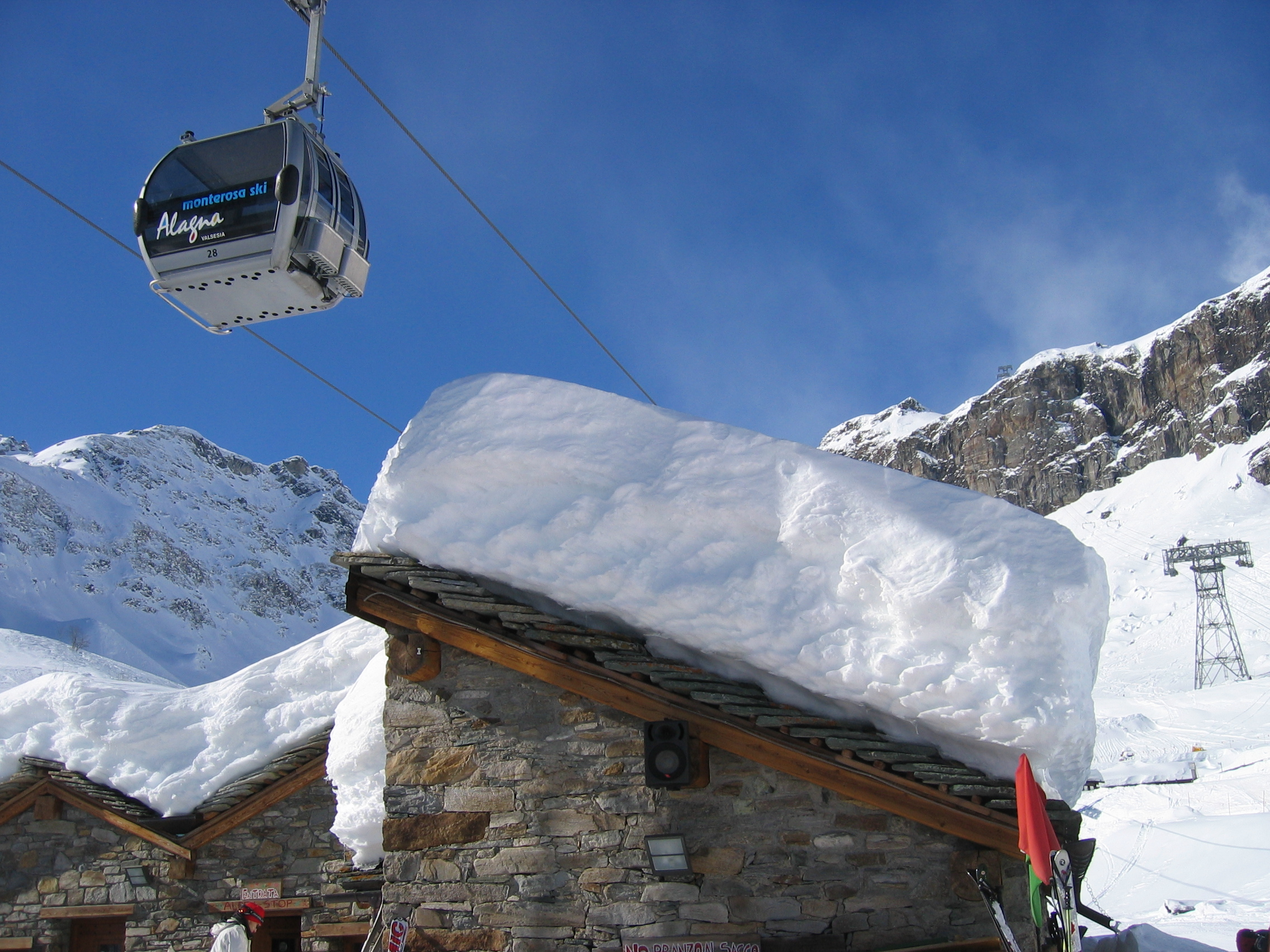 a good year of skiing, Alagna